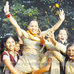 Orissa College Elections 2011 Results