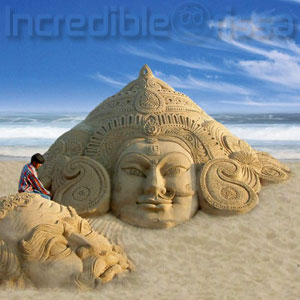 international sand art festival
