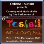 Toshali National Crafts Mela 2011