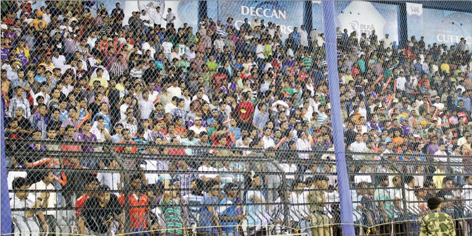 IPL 5 (2012) in Barabati Stadium Photo Gallery
