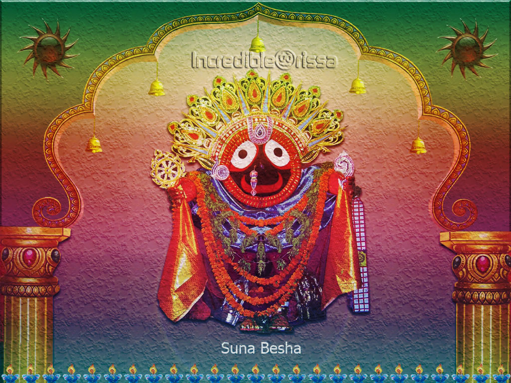 sunabesa of lord jagannath