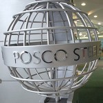 POSCO Steel Unit in Orissa