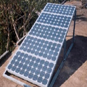 Solar Home Lighting System OREDA
