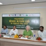 Green Screen Lab 2012 in KIIT Campus