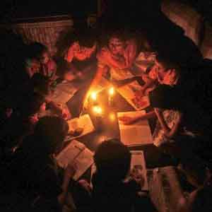 Power Failure hits Odisha