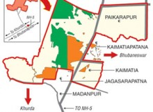 Satellite Township Bhubaneswar South City