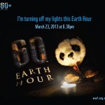 Earth Hour 2013 Odisha