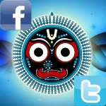 Lord Jagannath on Facebook Twitter
