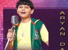 Aryan Das Indian Idol Junior 2013