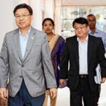 CMD of Posco India Yong Won Yoon