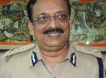 R P Sharma Police Commissioner