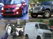 transport vehicles of Odisha