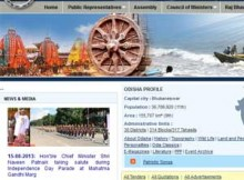 odisha govt website