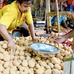 Potato price in Odisha