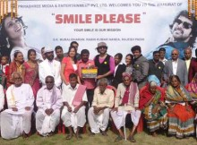 Smile Please oriya film