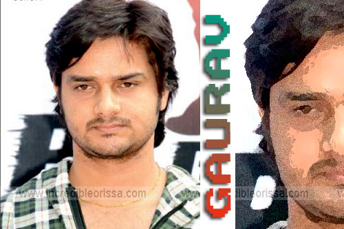Gaurav New Oriya Actor