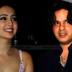 Preeti Jhangiani, Rahul Roy in Oriya Film