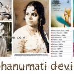 Actress Bhanumati Devi cremated
