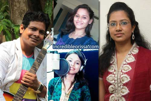 New oriya singers in Ollywood