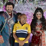 anubhav barsha reception