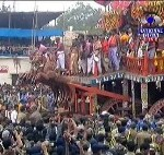 Bahuda Yatra Puri 2012