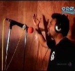 Chakravyuha Oriya Movie Song Recording