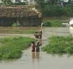 Flood in Odisha 2013