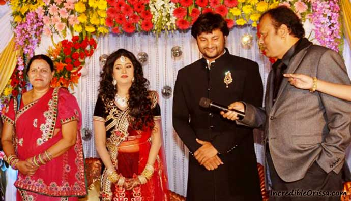 Anubhav Mohanty Ring Ceremony Photos