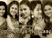 Top 5 Oriya Actresses in Ollywood