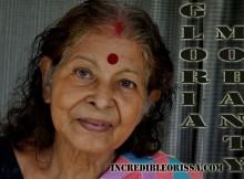 Gloria Mohanty Oriya Actress