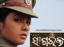 ACP Sagarika Odia Film Shooting
