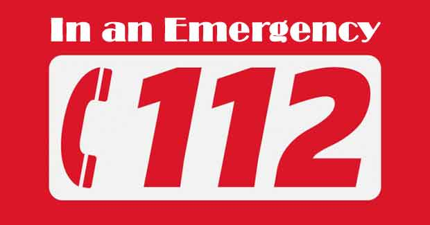 112 emergency number India