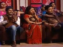 Abhijit Majumdar, Prem Anand and Pami