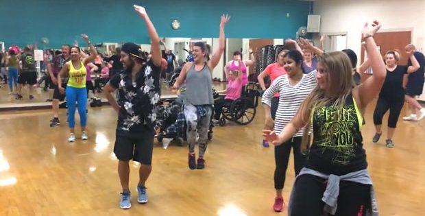 Americans Jai Phula dance