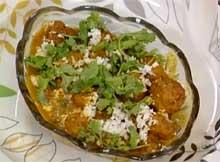 Amruta Bhanda Kofta recipe