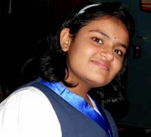 Ananya Nanda from Odisha