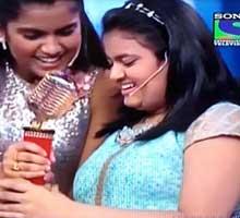 Ananya winner of Indian Idol Junior