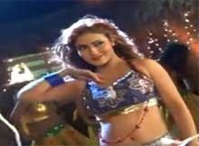 Ankita Bhowmick item song
