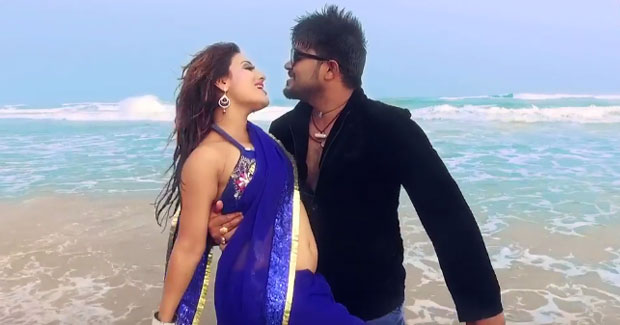 Ankita and Lubun music video