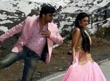 Anubhav and Barsha in Gapa Hele Bi Sata song video