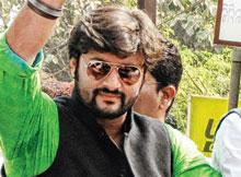 Anubhav Mohanty BJD
