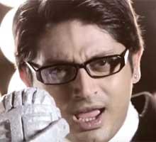 Arindam Roy singer in Kalki odia film