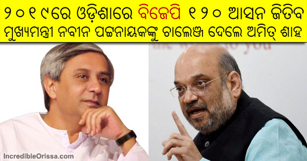 BJP Odisha Assembly Election