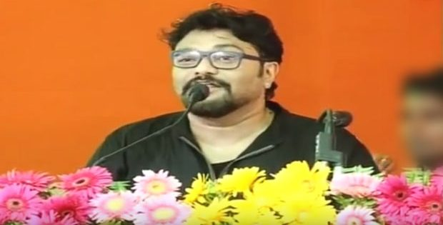 Babul Supriyo singing Odia song