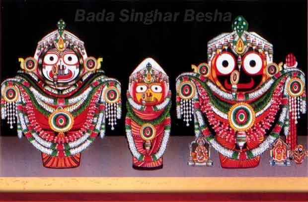 Bada Singhar Besha