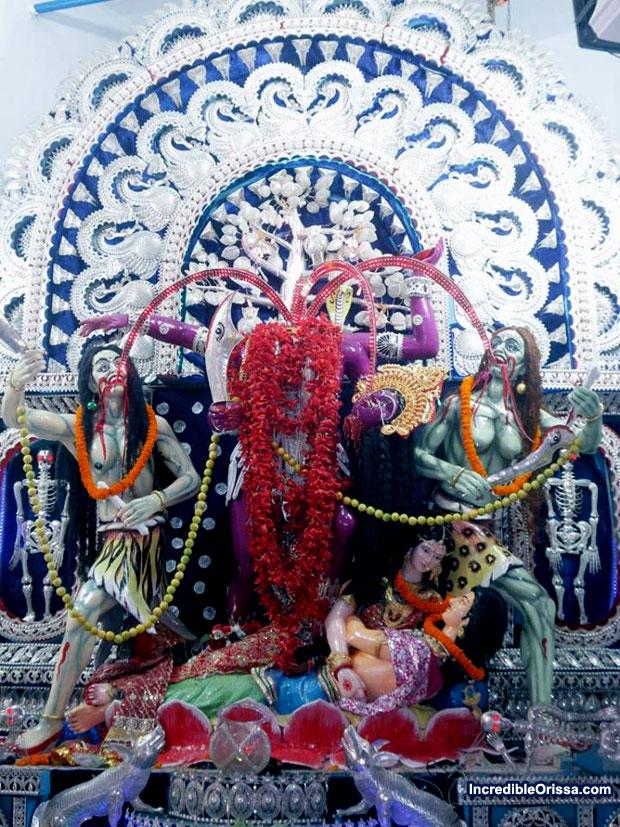 Bakhrabad Kali Puja