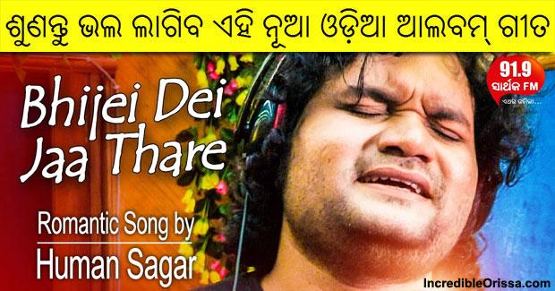 Bhijei Dei Jaa Thare song