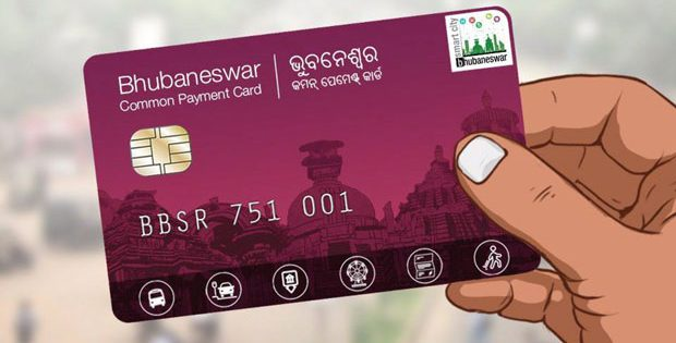 Smart city Bhubaneswar Common Payment Card System