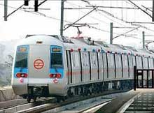 Bhubaneswar to Cuttack metro rail