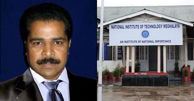 Bibhuti Bhusan Biswal NIT Meghalaya